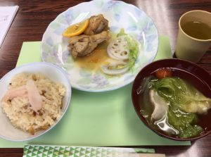 上野毛・男の台所③